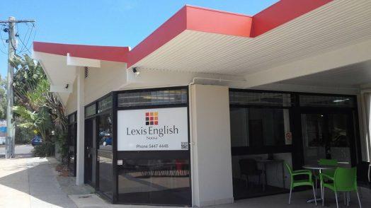 Lexis Noosa entrance