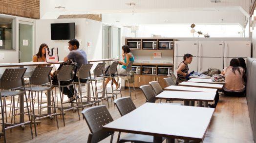 ALI Student's lounge