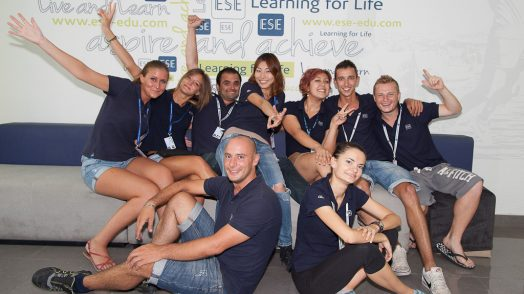 ESE_Adult_School_St_Julians_Malta_ Group_Leaders