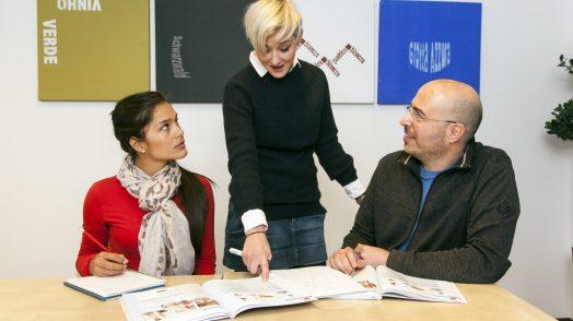 Sprachcaffe, Go AcademySprachkursus, Weiterbildung für ErwachseneDeutschkurs